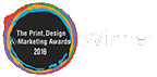 The Print, Design & Marketing Awards 2016 Winner